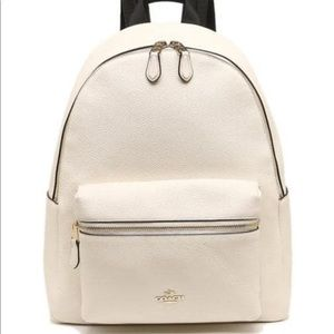 Authentic Coach purse, backpack